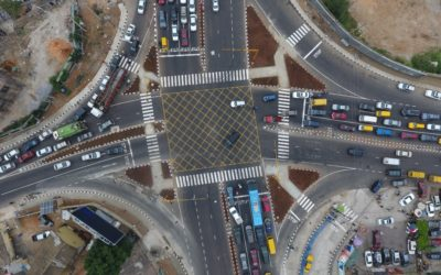 Lagos State, Allen Junction Smart Traffic Light System